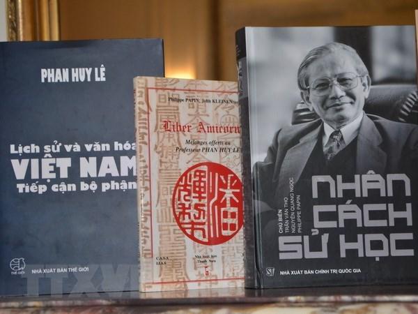 Giáo sư Phan Huy Lê: Một đời nặng lòng với lịch sử, văn hóa Hà Nội