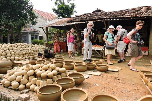 Làng gốm Thanh Hà - Quảng Nam