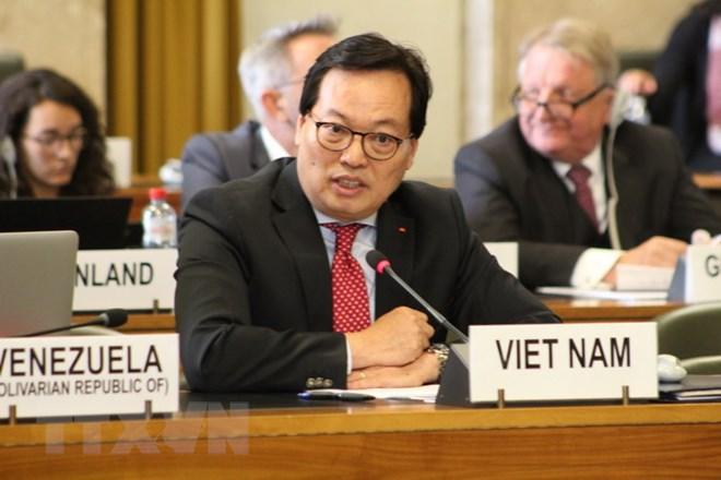Việt Nam thay mặt G21 nhấn mạnh sự cần thiết về giải trừ hạt nhân