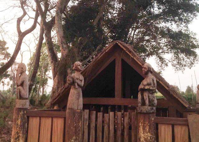 Nhà mồ Ba Na - những giá trị văn hoá