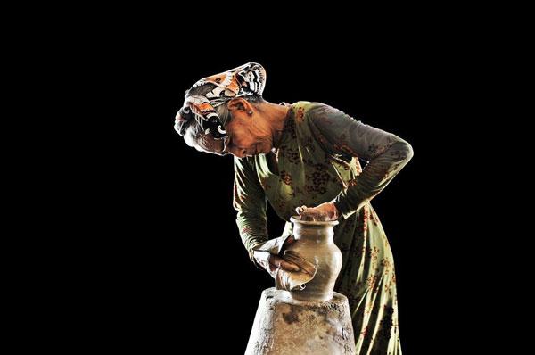 Gốm Bàu Trúc – sản phẩm lưu giữ văn hóa truyền thống dân tộc Chăm