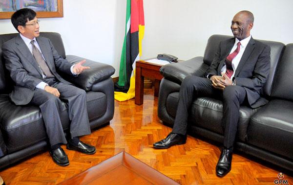 Mozambique chào đón các doanh nghiệp Việt Nam