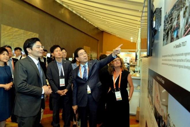Việt Nam tham dự Diễn đàn Thị trưởng các thành phố trên thế giới 2018