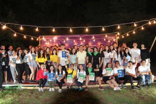 """Trại hè """"Gắn kết tình bạn, kết nối yêu thương"""" tại Ucraina"""