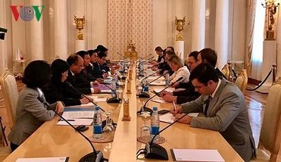 Đối thoại chiến lược Việt-Nga lần thứ 10