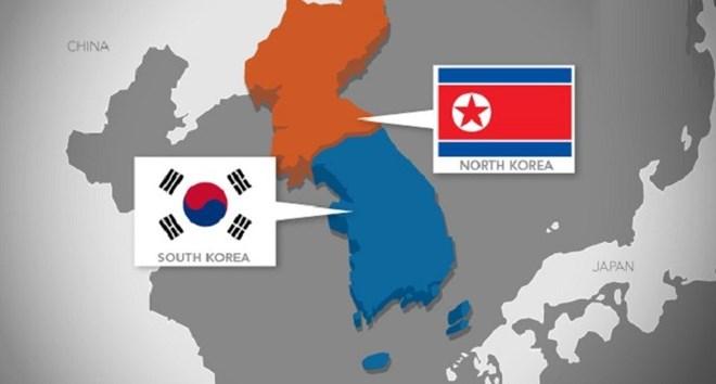 Đoàn Ủy ban hợp tác kinh tế Hàn Quốc tới thăm Triều Tiên