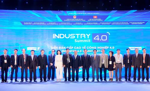 Thủ tướng: CMCN 4.0 là cơ hội để thực hiện khát vọng phồn vinh