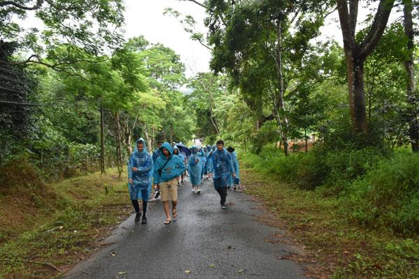 Trại hè Việt Nam 2018: Tham quan Vườn Quốc gia Cúc Phương
