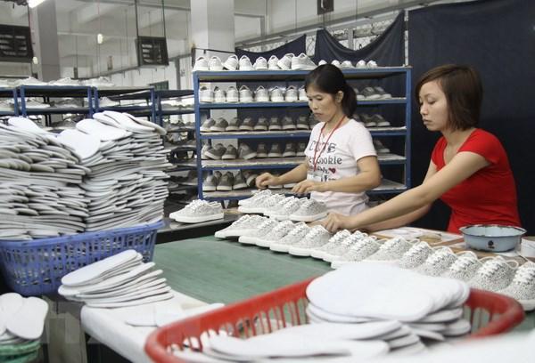 Nhiều cơ hội đối với ngành da giày Việt Nam trong năm 2018
