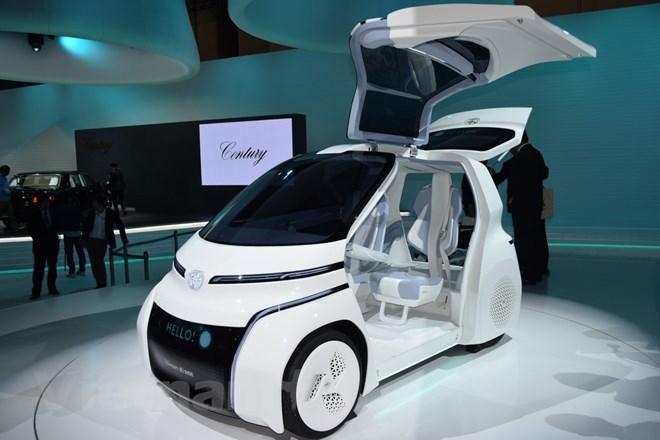 Bộ Giao thông Vận tải ủng hộ phát triển xe ôtô tự lái tại Việt Nam