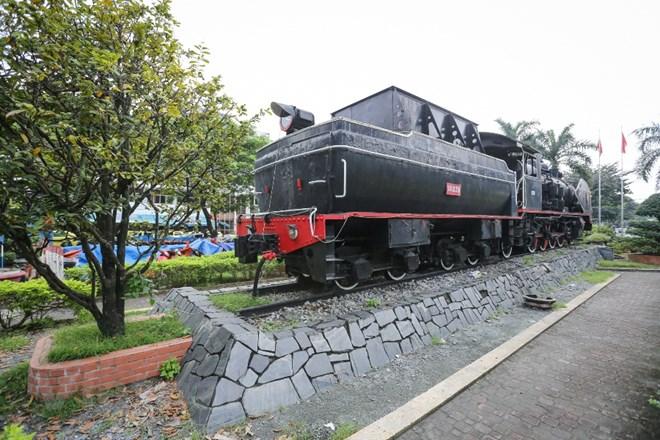 Bảo tàng Hà Nội có thể trưng bày đầu máy hơi nước Tự Lực