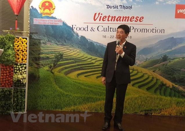 Tuần lễ quảng bá văn hóa và ẩm thực Việt Nam tại Thái Lan