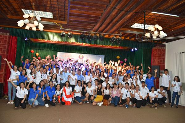 Đại biểu Trại hè Việt Nam 2018 giao lưu với thanh niên tỉnh Quảng Nam