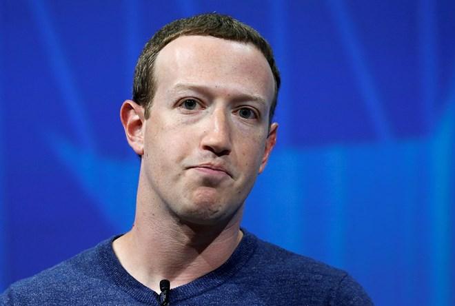 Zuckerberg mất 15 tỷ USD, Facebook bay hơi 120 tỷ do cổ phiếu lao dốc