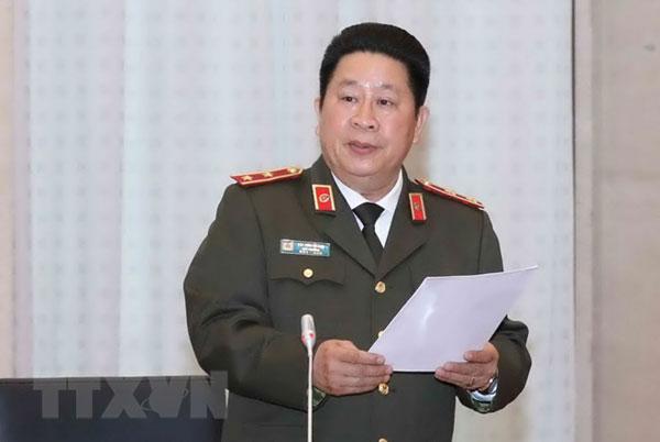 Bộ Chính trị, Ban Bí thư thi hành kỷ luật ba tướng công an, quân đội