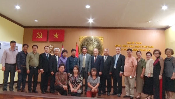 Duy trì dạy và học tiếng Việt trong cộng đồng kiều bào tại Thái Lan