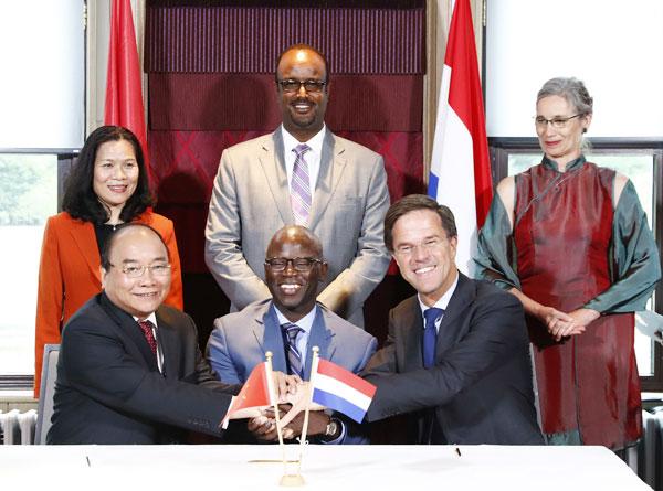 Quan hệ Việt Nam - Hà Lan còn nhiều động lực để phát triển toàn diện