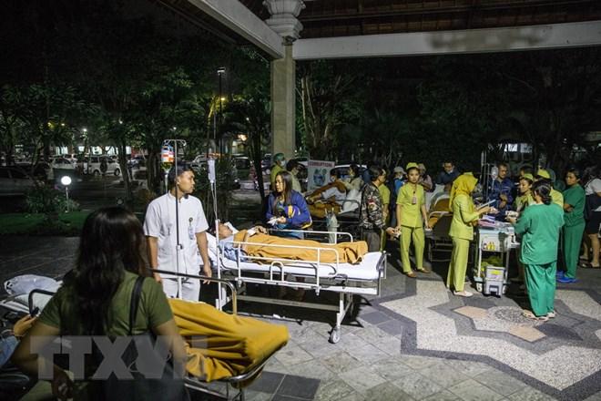 Động đất tại Indonesia: Chưa có tin về công dân Việt Nam bị ảnh hưởng