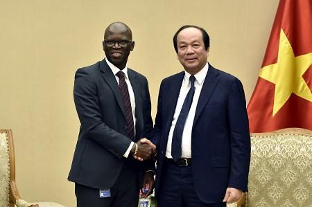 WB sẵn sàng hỗ trợ Việt Nam xây dựng Chính phủ điện tử