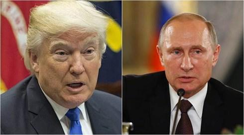 Quan hệ Nga – Mỹ lại sóng gió vì các lệnh trừng phạt