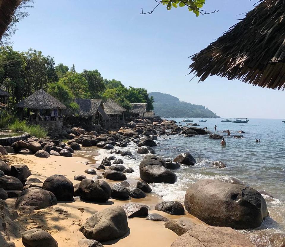 Bãi Rạng – bản hoà ca của rừng và biển
