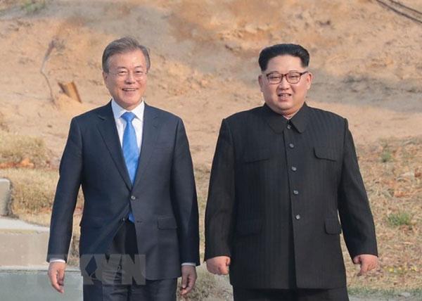 Cuộc gặp thượng đỉnh Hàn - Triều diễn ra vào tháng tới?