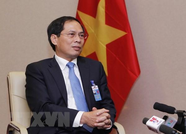 """""""Ngoại giao Việt Nam phải đi đầu trong bối cảnh thế giới biến động"""""""