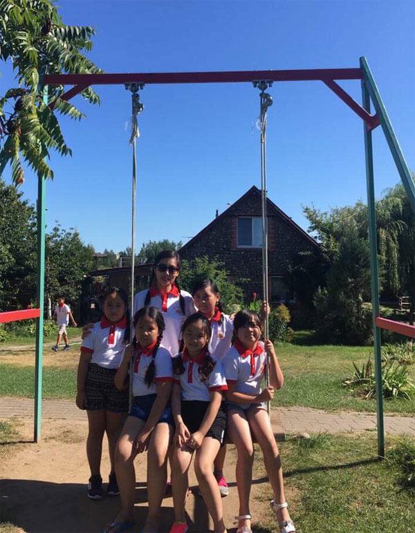 Trại hè Tiếng Việt 2018 – âm vang tiếng Việt giữa lòng Belarus