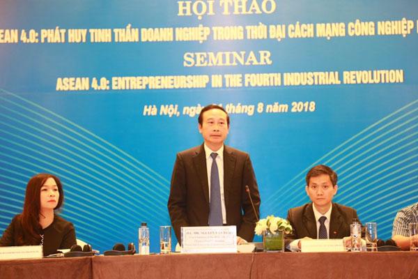 WEF ASEAN 2018 tại Việt Nam: Chủ đề thiết thực, phù hợp với bối cảnh mới