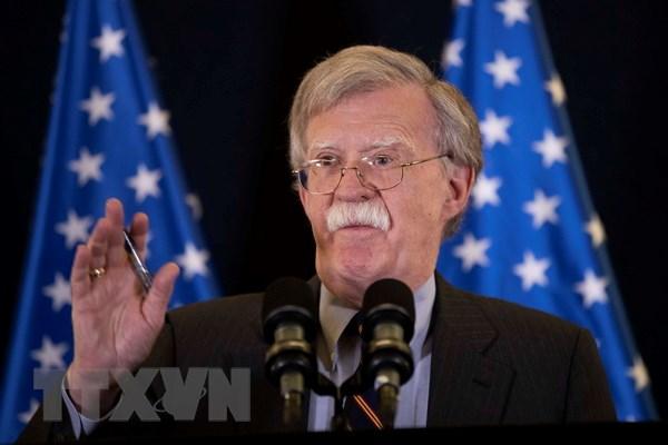 Mỹ cảnh báo các lệnh trừng phạt Iran sẽ cứng rắn hơn bao giờ hết