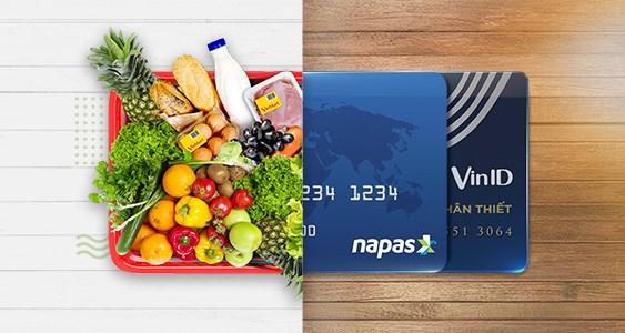 Vinmart hợp tác với NAPAS khuyến mại 30% cho khách hàng quẹt thẻ ATM