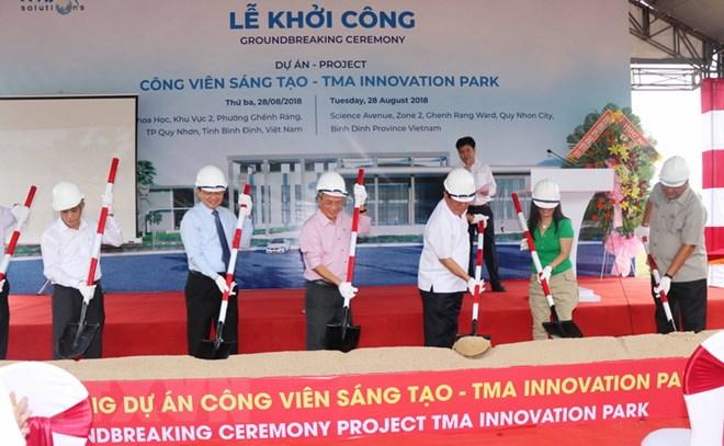 Bình Định: Đầu tư 8 triệu USD xây Công viên sáng tạo phần mềm đầu tiên