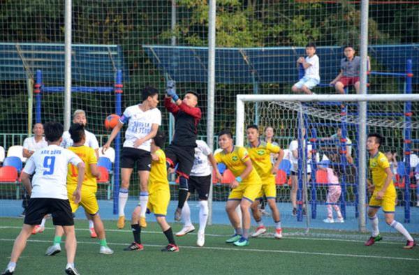 Thi đấu thế thao gắn kết cộng đồng người Việt tại Liên bang Nga