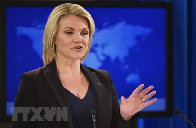 Mỹ nêu điều kiện ký tuyên bố kết thúc chiến tranh với Tiều Tiên