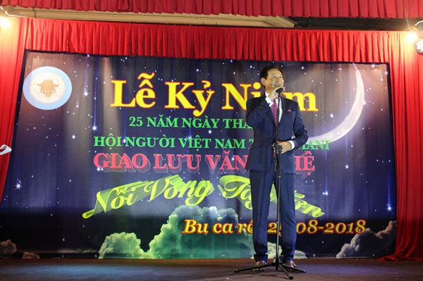 Kỷ niệm 25 năm thành lập Hội người Việt Nam tại Romania