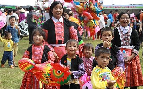 Tết độc lập trong lòng đồng bào Mông