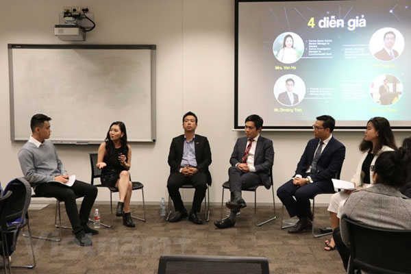 Bí quyết của những người Việt trẻ thành công tại Australia