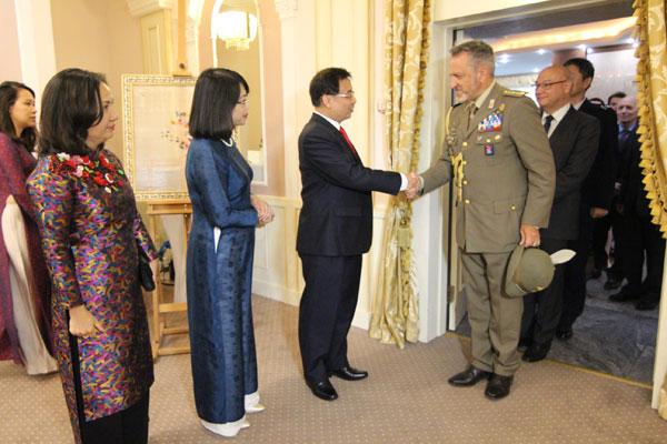 Kỷ niệm 73 năm Quốc khánh Việt Nam tại Ucraina
