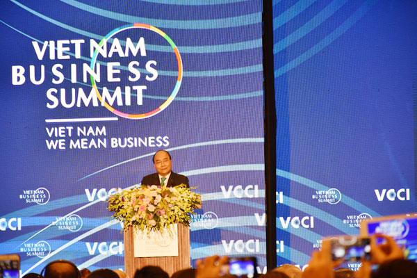 Hội nghị Thượng đỉnh Kinh doanh Việt Nam: Việt Nam là đối tác tin cậy