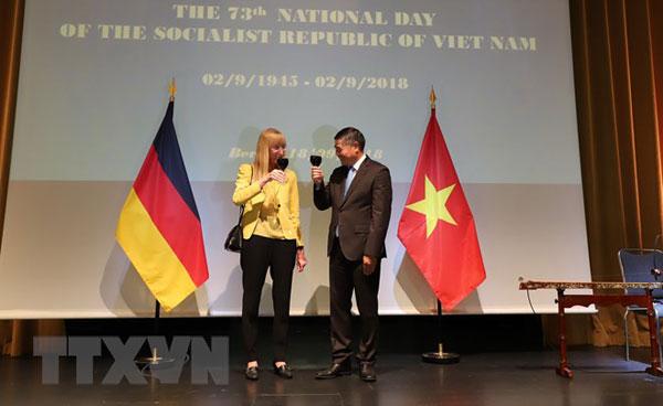 Người Việt tại Đức là tài sản vô giá gắn kết quan hệ hữu nghị hai nước