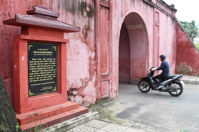 Dấu tích thành lũy quân sự duy nhất của triều Nguyễn ở Khánh Hòa