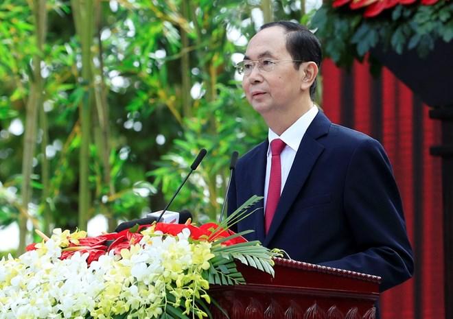 Lãnh đạo các nước chia buồn việc Chủ tịch nước Trần Đại Quang từ trần