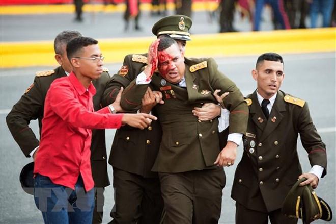 Venezuela mở rộng điều tra vụ ám sát bất thành Tổng thống Maduro