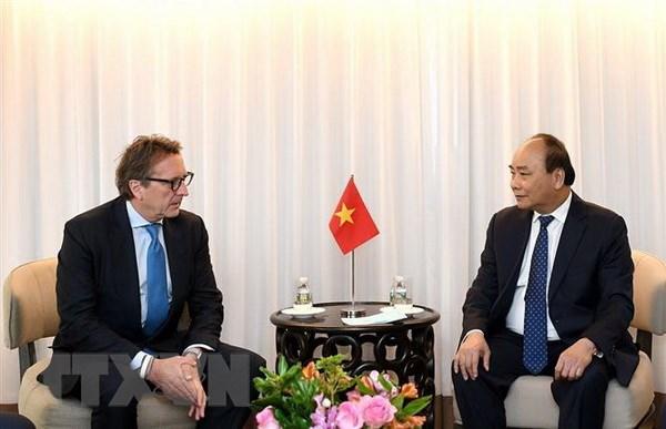 Thủ tướng đánh giá cao hai quỹ đầu tư Hoa Kỳ làm ăn tại Việt Nam