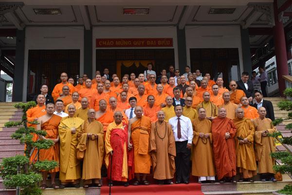 Tiếp tục củng cố tăng cường công tác Phật sự tốt đẹp giữa Việt Nam và Thái Lan