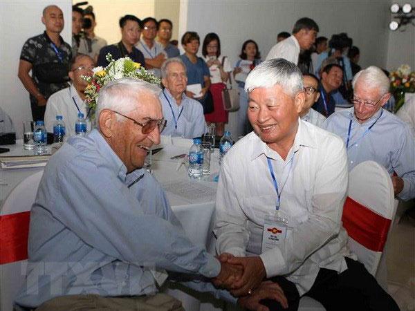 Cựu phi công Việt Nam-Hoa Kỳ: Từ không chiến đến hợp tác phát triển