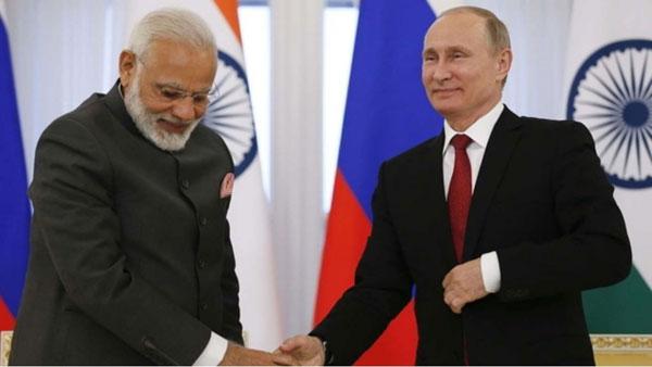 Tổng thống Putin thăm Ấn Độ: Đằng sau một chuyến đi