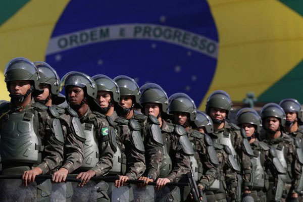 Brazil thắt chặt an ninh toàn quốc trước thềm tổng tuyển cử