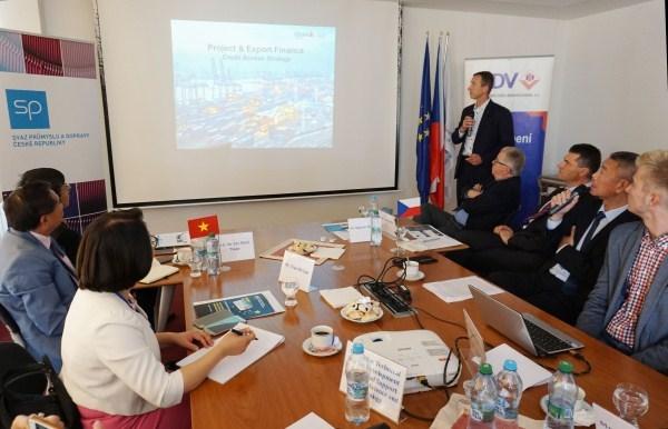 Hội thảo thương mại Séc-Việt kết nối doanh nghiệp hai nước