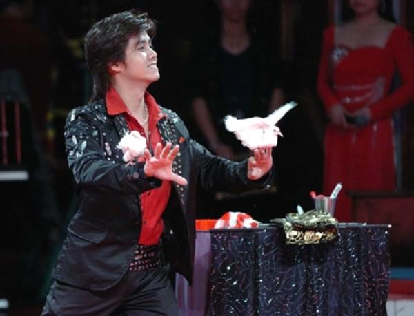 Cuộc hội ngộ của những anh tài trong giới ảo thuật Việt Nam